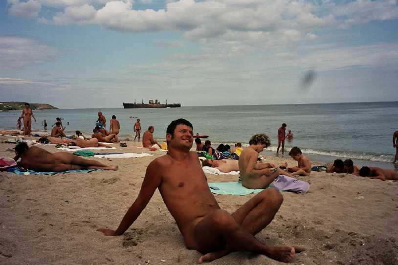 Нудисты кабинки пляж фото 482-957